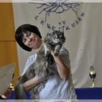 Int. Katzenausstellung in Lohmar (29.04.2012)
